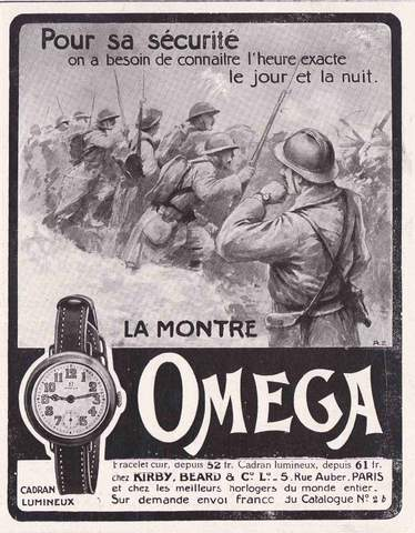 omega Dimier: NATO Watch Strap History