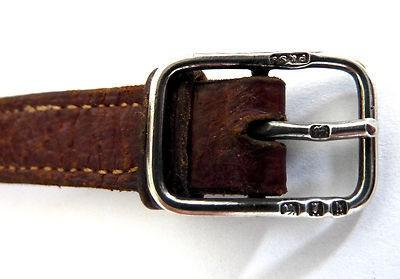 Pearson sterling silver buckle: NATO Watch Strap History