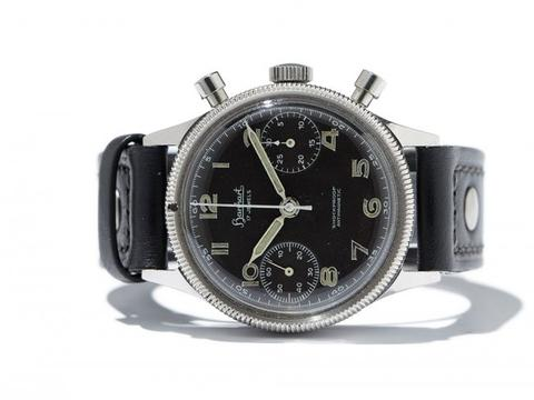 1950 Hanhart, similar to the Breguet Type 20 watch