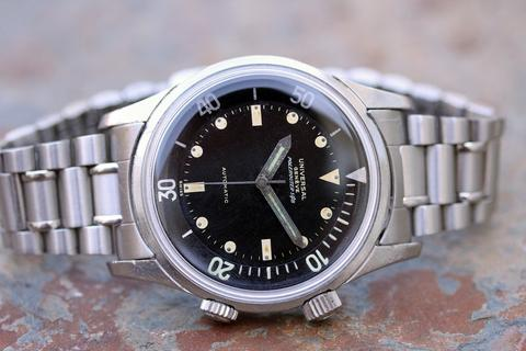 polerouter sub first model: Universal Geneve Polerouter SUB