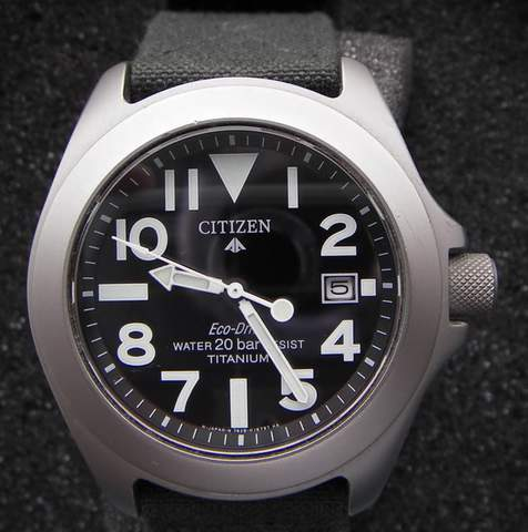 PMU56-2373 Citizen