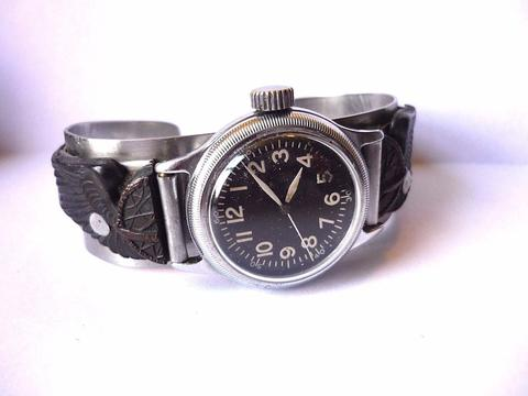 SS clip on ww2: NATO Watch Strap History
