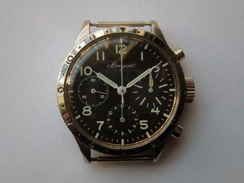 Breguet Type 20, case no. 10xx
