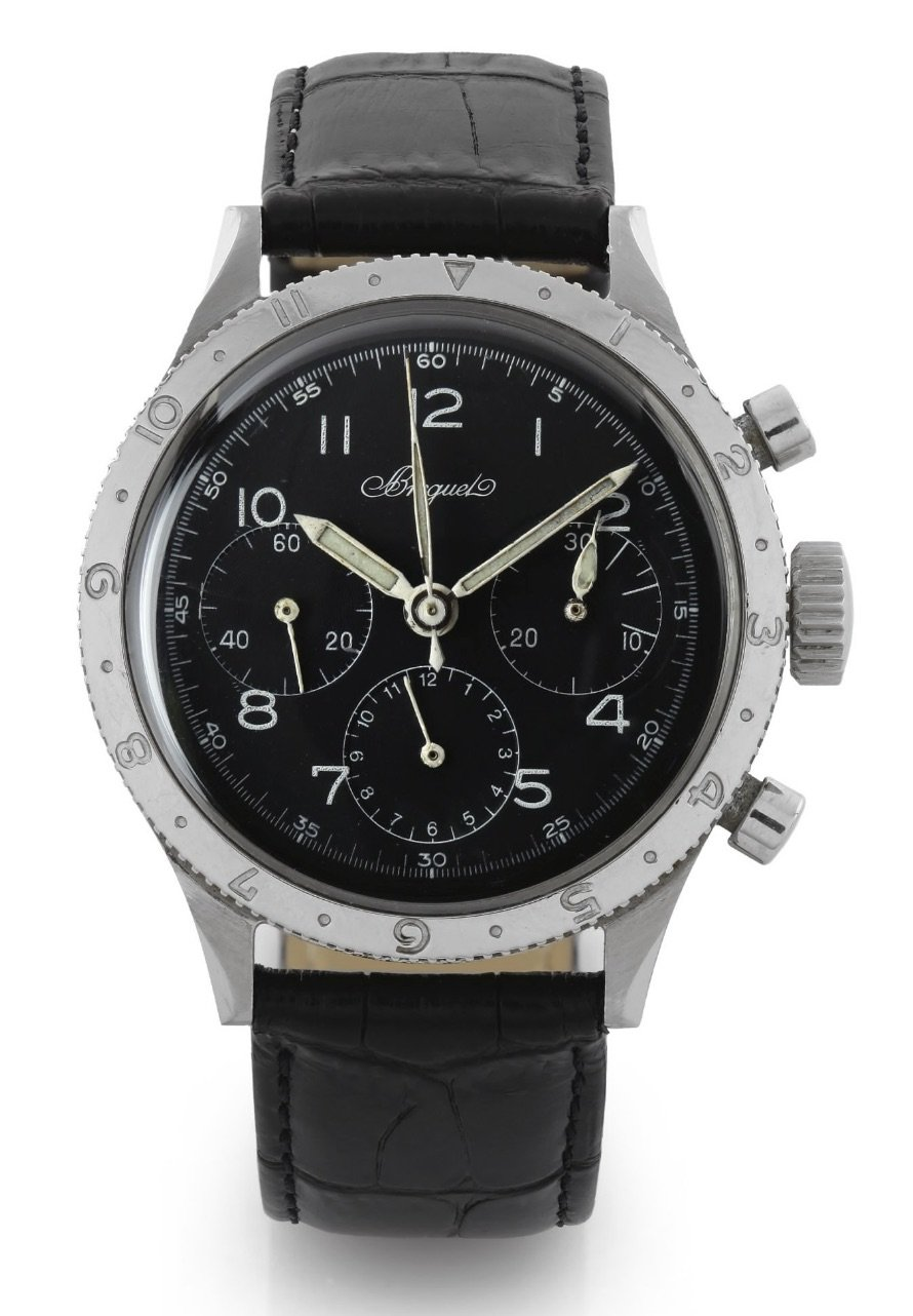 Breguet Type 20 Civilian Stainless Steel