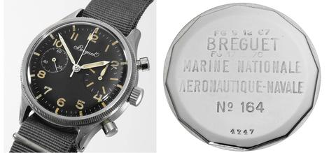 Breguet Issue Number 164