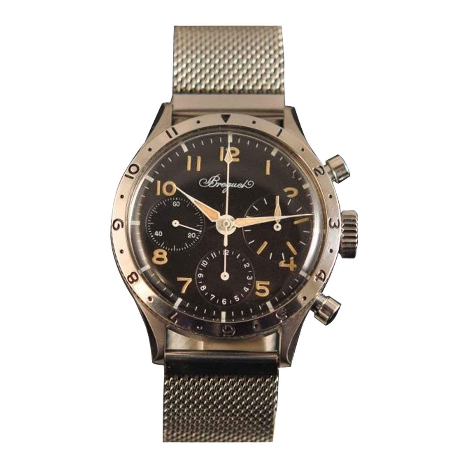 Breguet steel man type xx A36620 1600