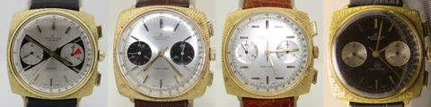 Breitling Top Time ref 2009 dials