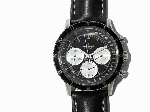 Breitling Top Time ref 7656