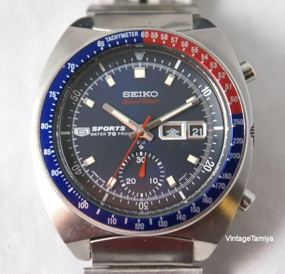 Early Seiko Pogue JDM from 1969