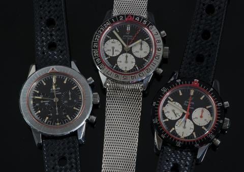 Enicar Graph watches