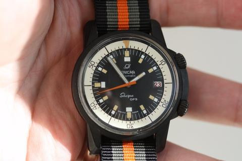 Enicar Sherpa Diver: OPS