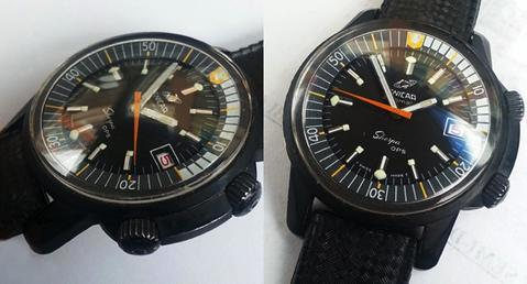Enicar Sherpa Diver: OPS Mark III