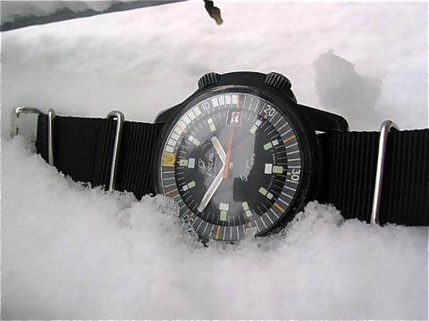 Enicar Sherpa Diver: OPS Mark II