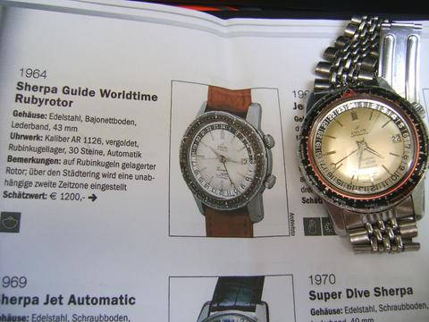 Sherpa Guide Worldtime Rubyrotor catalog