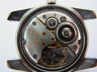 Grand Seiko Movement - 5722A