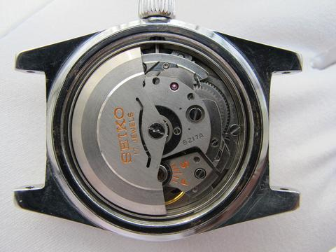 6127 Seiko movement