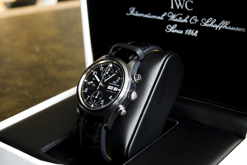 IWC 3705 Ceramic Flieger Chronograph