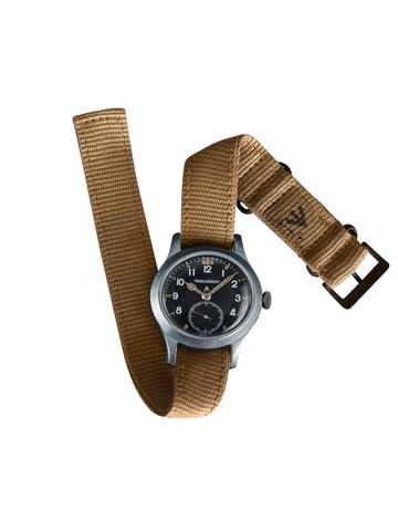 Jaeger Le Coultre WWW on A.F.0210. strap