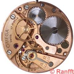 Omega Cal. 283 movement