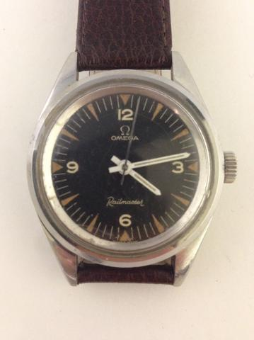 Omega CK 2914-4 with baton hands