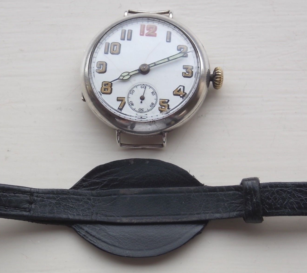 The History of the NATO Watch Strap – Nato Straps in the Great War (WWI) era