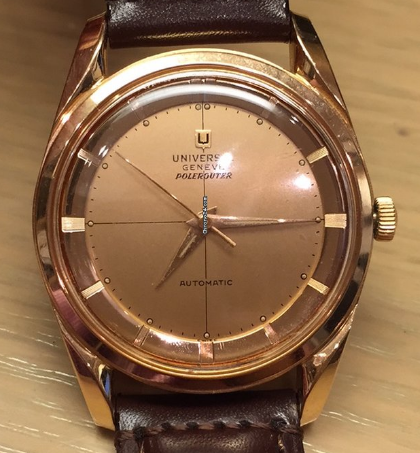 10244 Polerouter pink gold