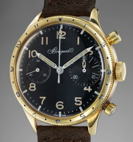 Breguet type 20 Gold