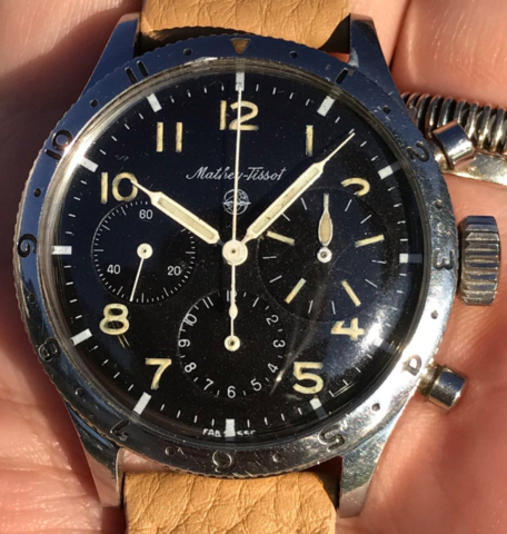 Mathey Tissot type 20
