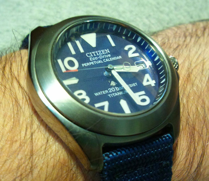 blue perpetual: Ray Mears Promaster Tough