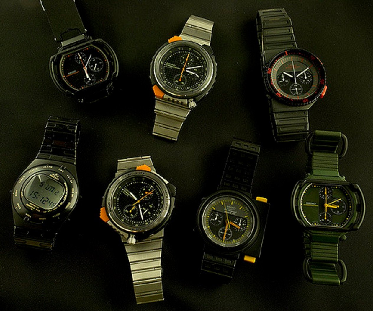 Seiko 7A28 watches