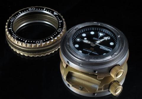 Seiko Tuna case