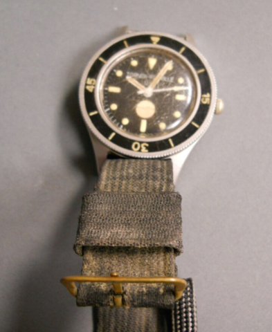 Tournek Rayville strap: NATO watch strap