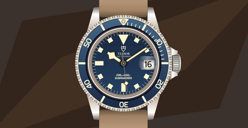 """The Tudor """"Snowflake"""" Submariner Collector's Guide"""