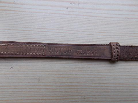Victor 529336: NATO Watch Strap History