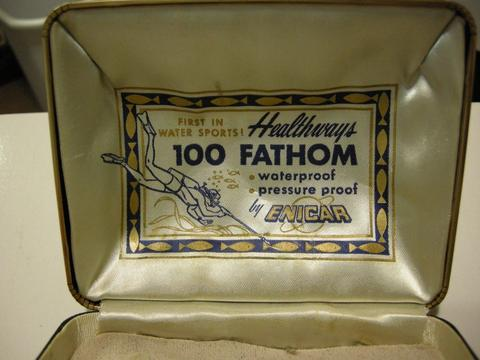 healthways 100 fathom case