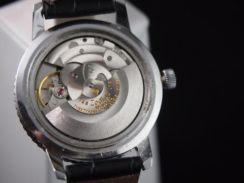 72B movement zodiac sea wolf