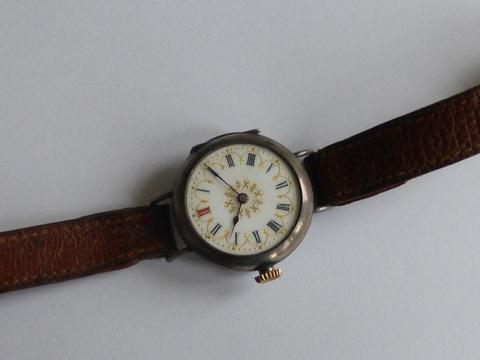 dimier 1905: NATO Watch Strap History