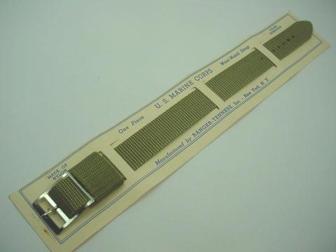 Ranger tennare: NATO watch strap