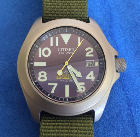 7828-H21963TA: Ray Mears Promaster Tough